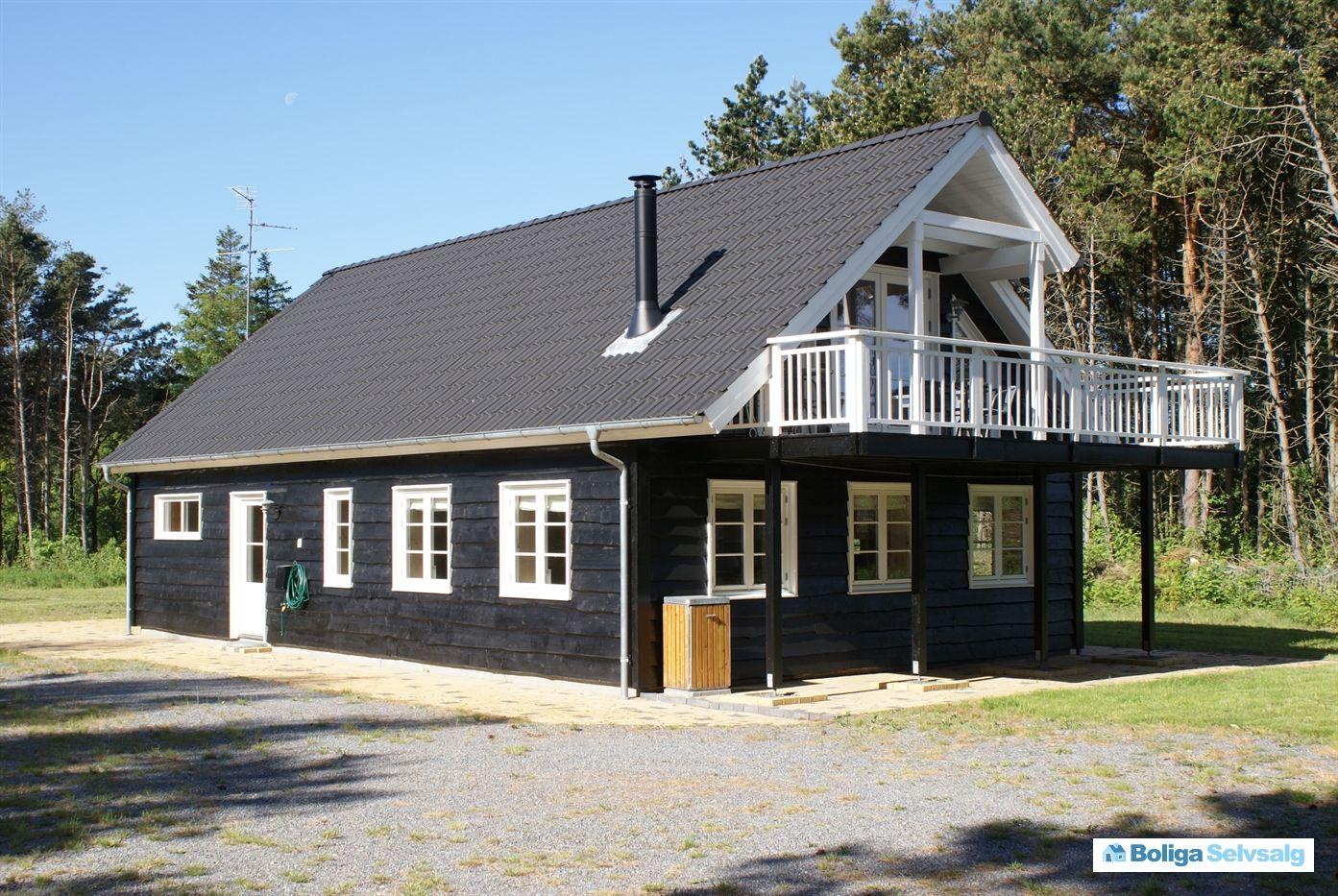 Hyacintvej 5, Vesterø Havn, 9940 Læsø - Godt håndværksmæssigt bygget fritidshus med god beliggenhed #fritidshus #sommerhus #læsø #selvsalg #boligsalg #boligdk