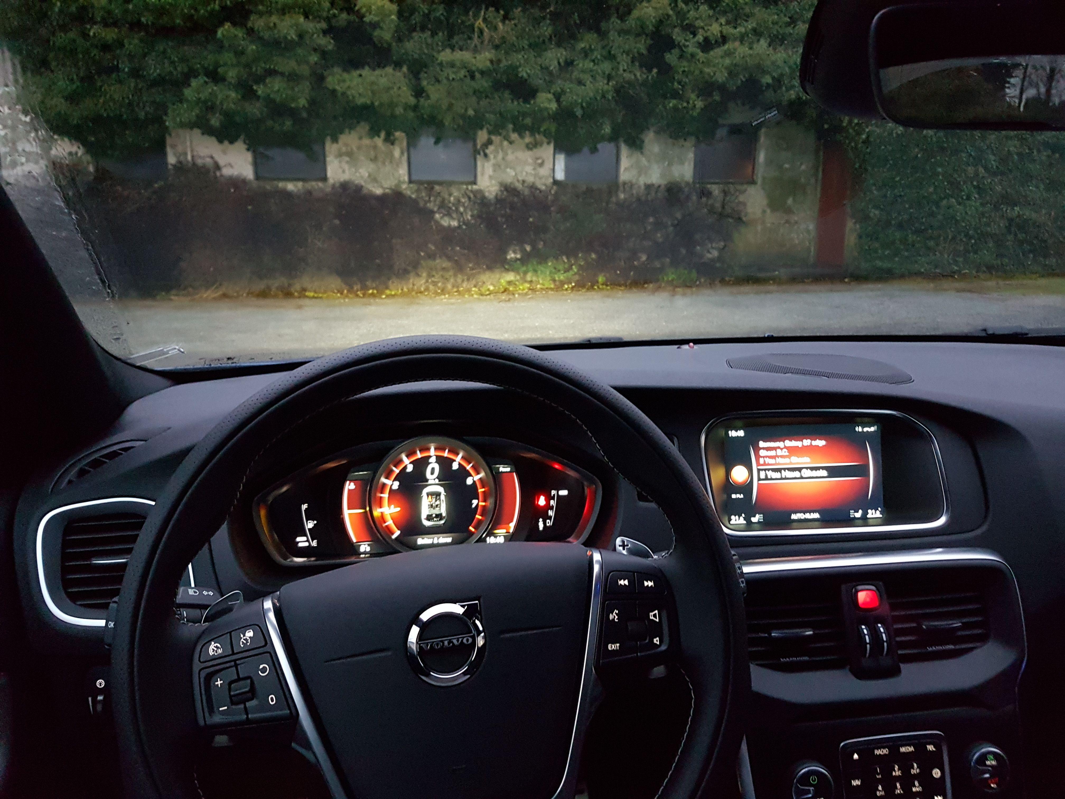 Volvo V40 2017 Interior #Volvo #XC90 #car #VolvoXC90 #v40 #cartweet ...