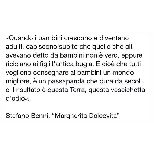 #stefanobenni #margheritadolcevita