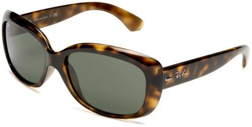 cef16faffe Amazon.com  Ray-Ban Women s 4101 Jackie Ohh Sunglasses