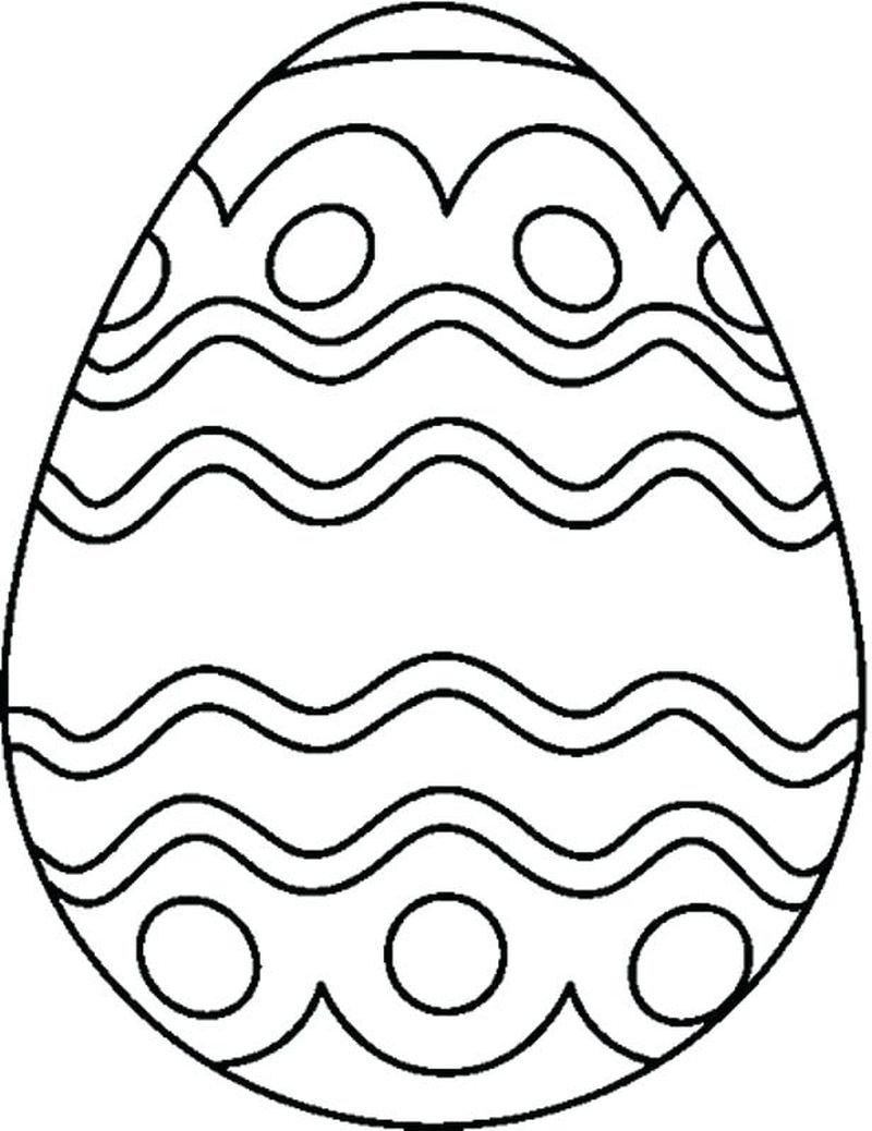 75 Awesome Easter Bunny Coloring Pages To Welcome The Easter Day