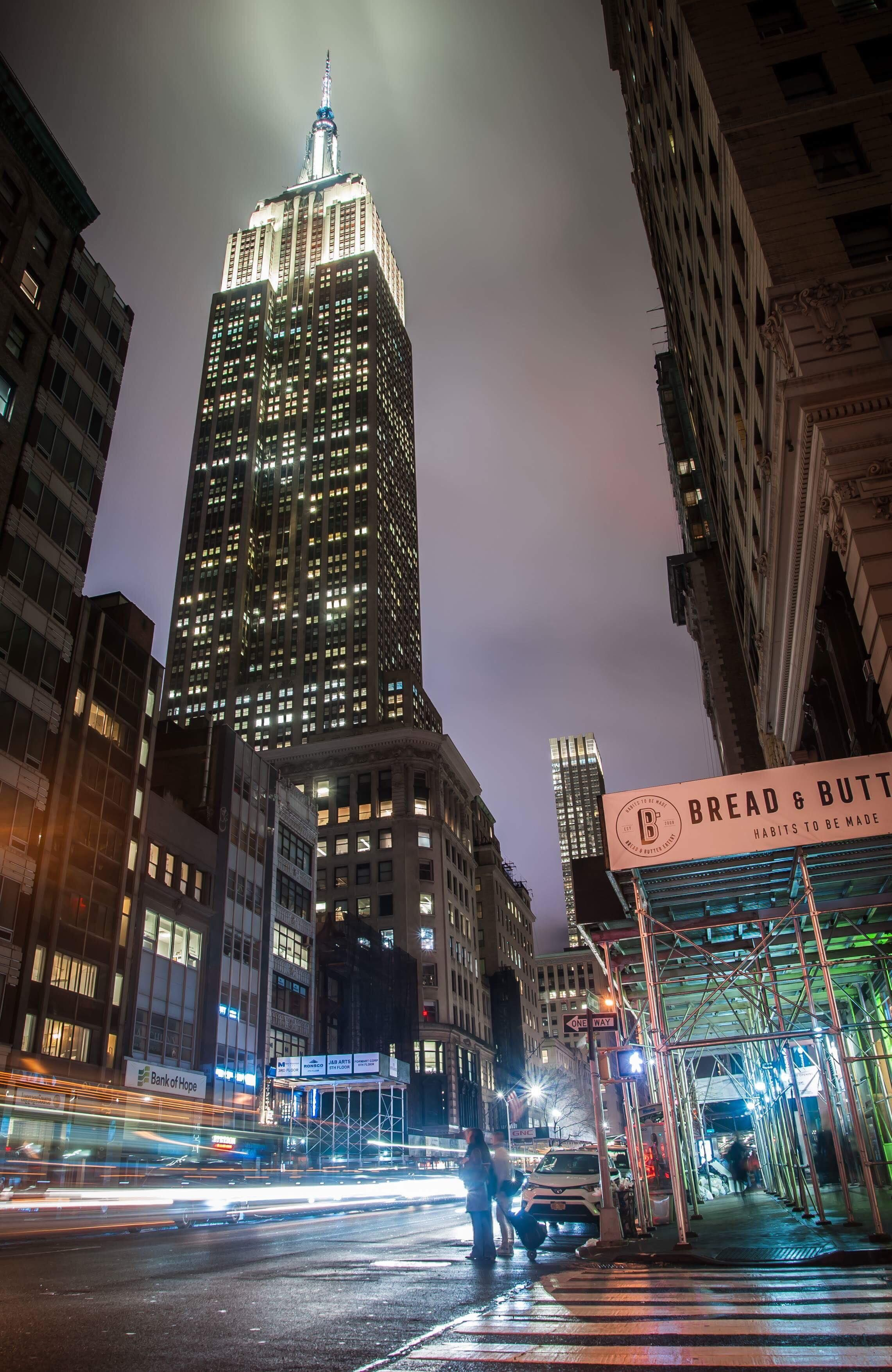 Icon Standing Tall By James H Tix Http Bit Ly 2qwpthn Nyc Trip Nyc Skyline New York City