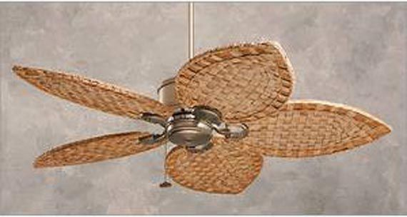 Unique Bamboo Ceiling Fan Design Ceiling Fan Design Wicker Headboard Antique Wicker