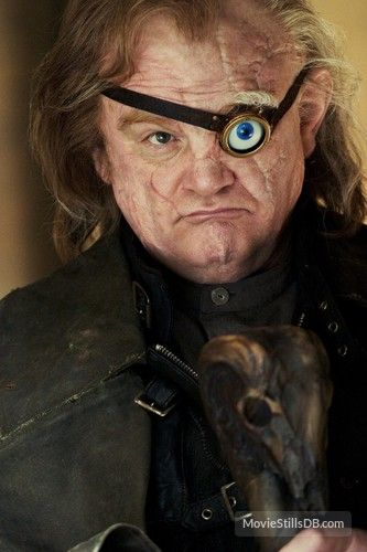 Harry Potter And The Goblet Of Fire Promo Shot Of Brendan Gleeson Moody Harry Potter Harry Potter Cosplay Harry Potter Characters