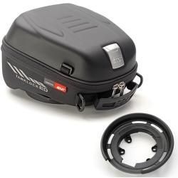 Photo of Motorcycle tank bag St605 with adapter for Kawasaki Givigivi