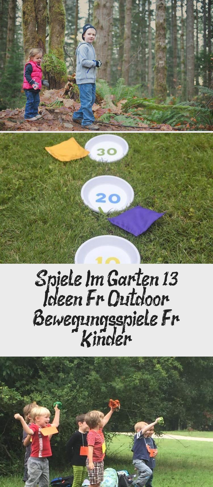Spiele Im Garten 13 Ideen Fur Outdoor Bewegungsspiele Fur Kinder Sandkasten Gartengestaltung Games Kinderspielplatz Water Play Gartenideenlandhaus Gart In 2020