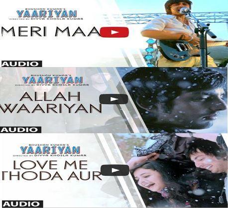 Bollywood World Meri Maa Full Song Audio Allah Waariyan Full Song Audio I Love Me Thoda Aur Full Song Bollywood Movie Trailer Movie Trailers Songs