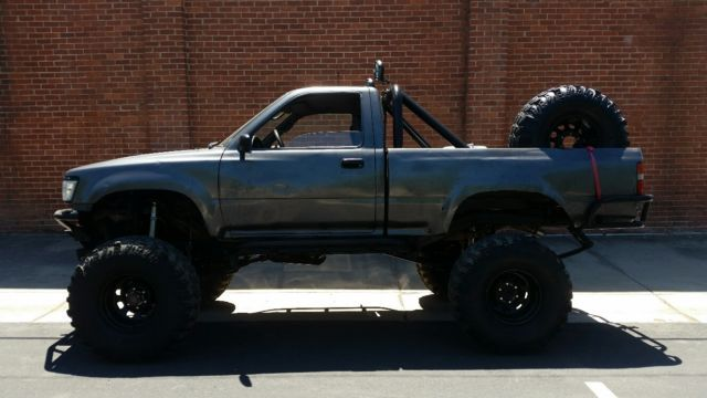 1992 toyota pickup 4x4 front suspension