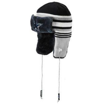 4caa5e99340db Dallas Cowboys New Era Team Factor Trapper Hat - Navy