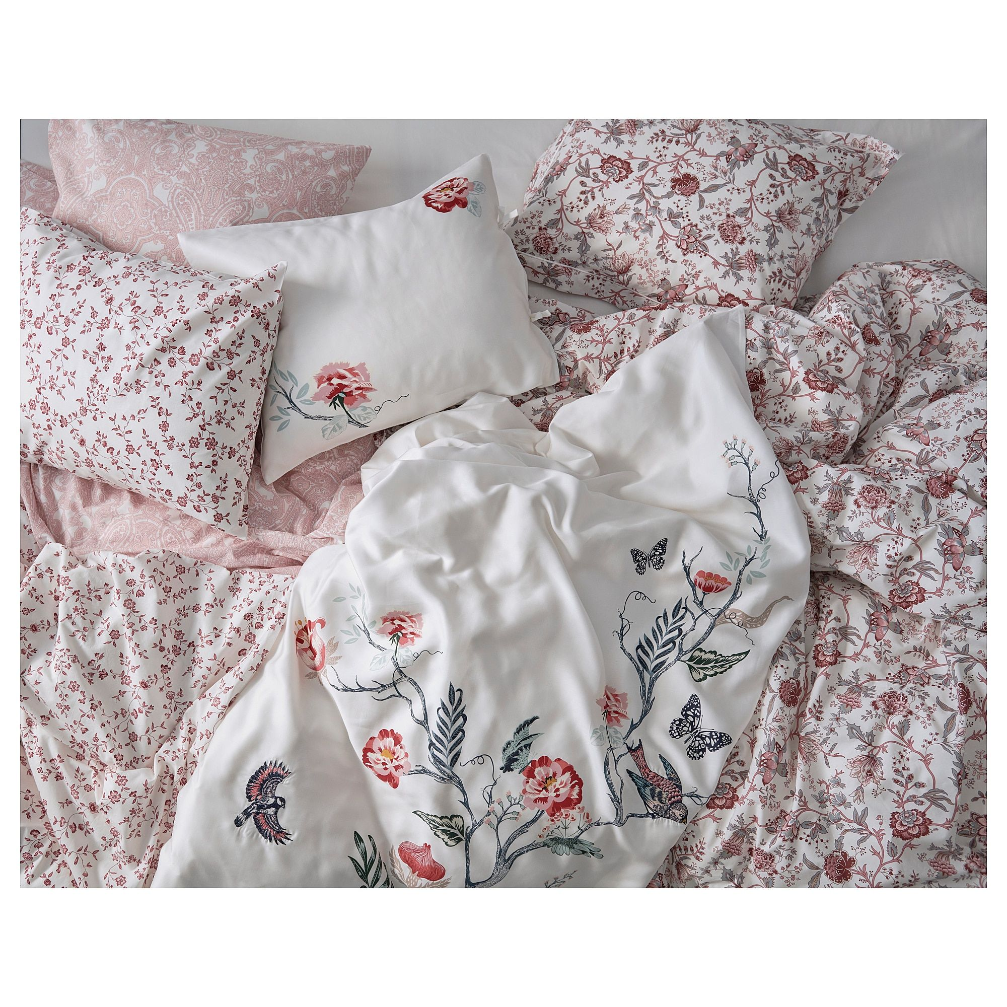 Queen Pillow Cases (2) County Road Size