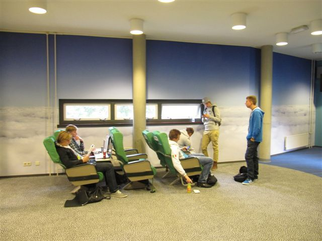 Workspace At School Of Marketing International Management University Applied Sciences Saxion Enschede The Netherlands