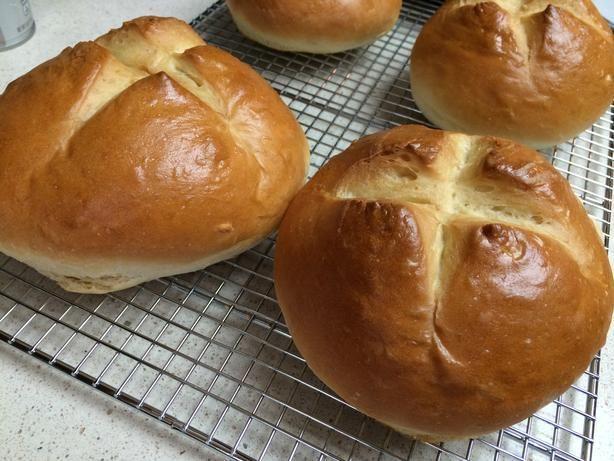 Bread Machine Bread Bowls Recipe - Baking.Food.com