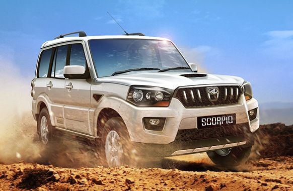 Mahindra Scorpio Automatic To Get A New Six Speed Gearbox Car