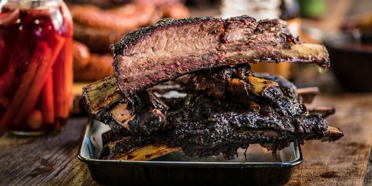 Bbq Beef Short Ribs Recipe Traeger Grills Recipe In 2021 Rib Recipes Beef Short Ribs Bbq Beef Short Ribs