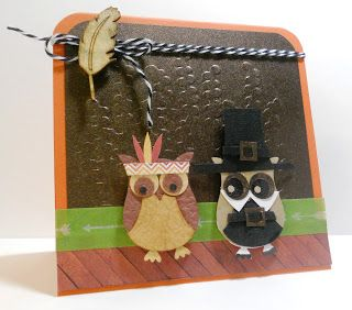 Happy Thanksgiving Stampin' Up!