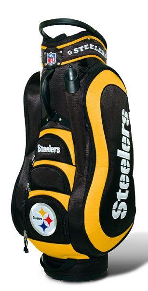 Pittsburgh Steelers Medalist Cart Golf Bag Official Online