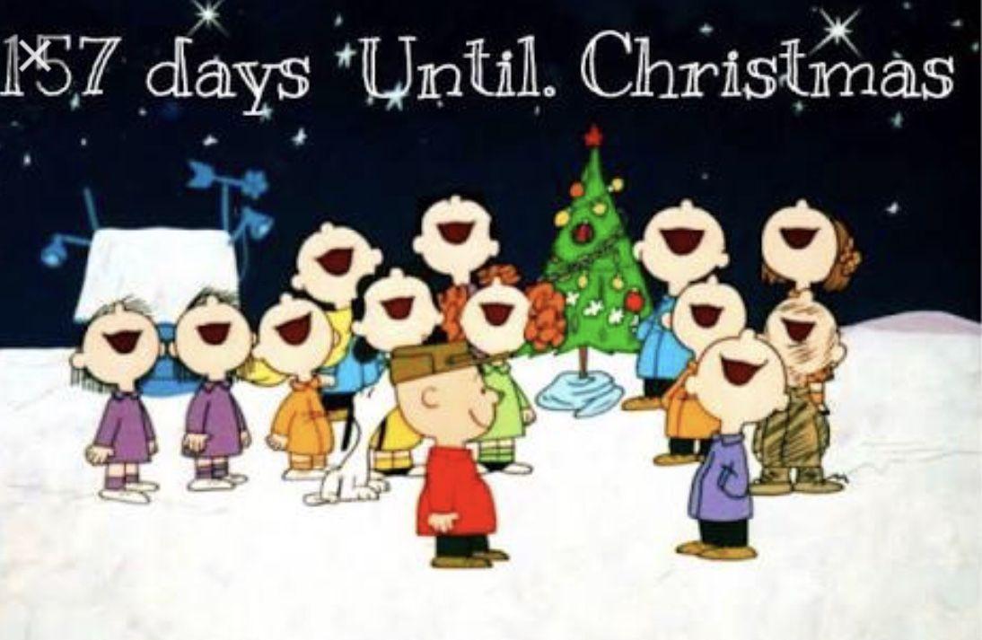 157 Days Till Christmas Countdown Christmas Countdown Christmas Traditions Christmas Crafts For Gifts