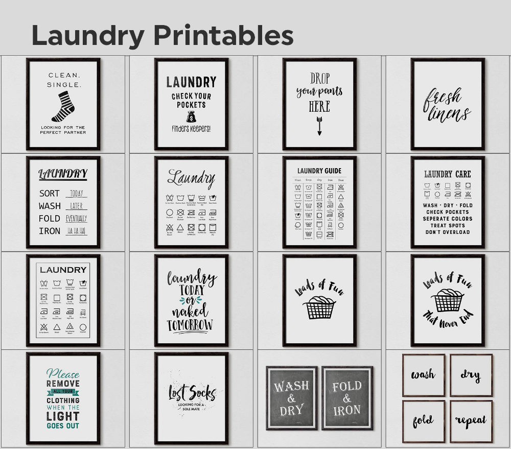 Laundry Room Art Loads Of Fun Laundry Room Decor Laundry Room Accessories Washing Machine Laundry Basket Home Cleaning Interiors Organizacion De Ropa Arte Y Lavanderia