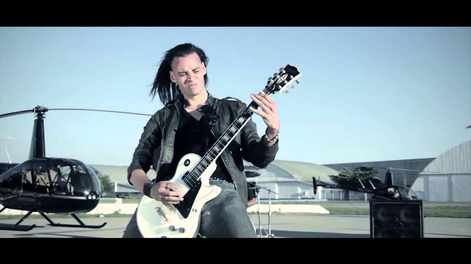 ANDRAGONIA- The Challenger (OFFICIAL VIDEO) (+playlist)