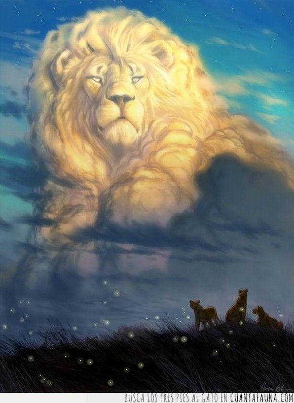 Sentido homenaje a Cecil, el león
