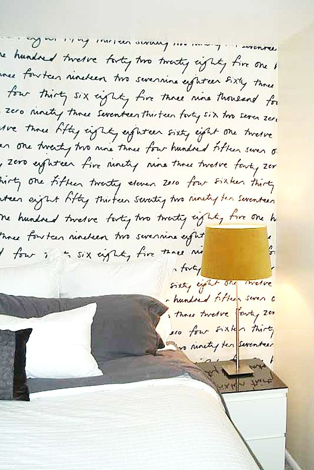 Cool cheap but cool diy wall art ideas for your walls for Temporary wall art