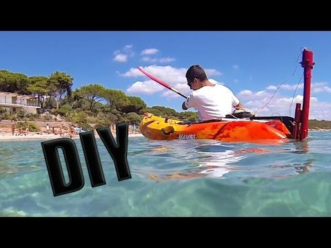 Trolling Motor DIY - Make One With An Old Angle Grinder | boat mods