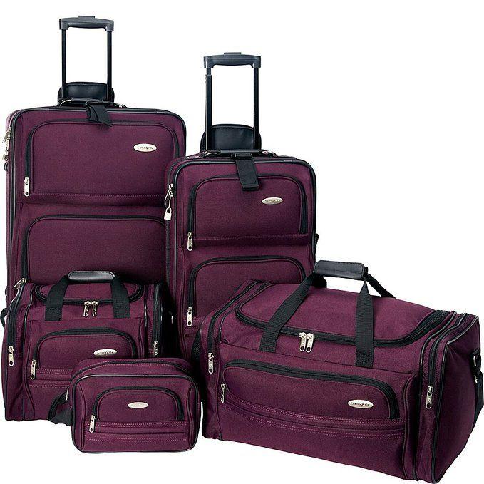 Best of Best Luggage Sets | bestofbestproduct.com | Pinterest ...