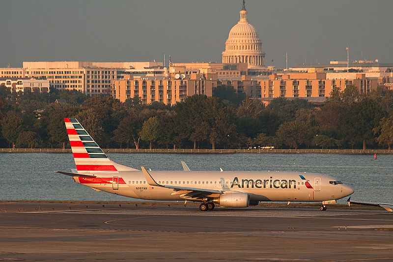 Resultado de imagen para Washington National Airport American Airlines