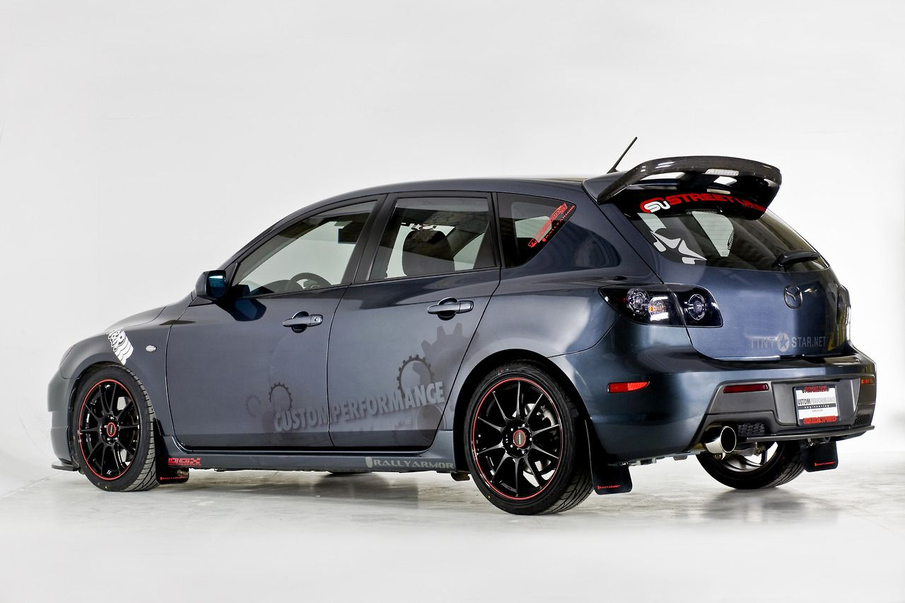 Mazda Speed3 Ft Laminx Tint On The Tailights Http Www Lamin