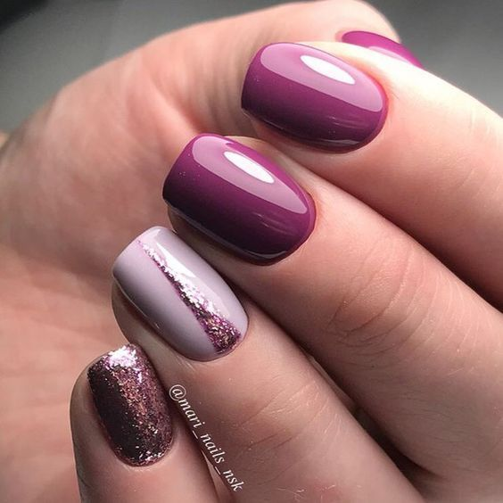 Variety Of Nail Art By Yours Truly: Hey There Lovers Of Nail Art! In This Post We Are Going To