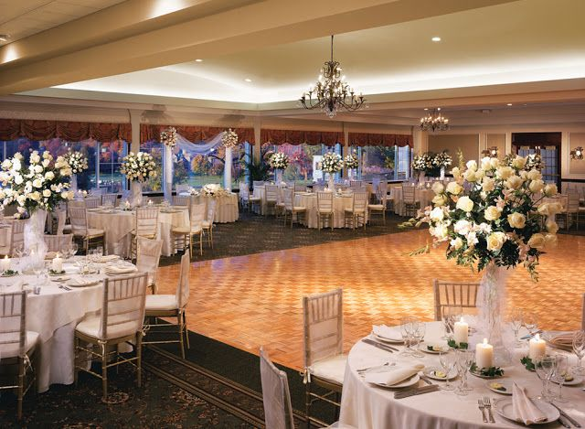 Florham Park Wedding Venues Brooklake Country Club Nj