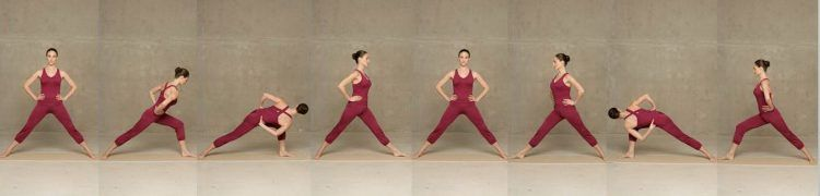 Lu Jong Grundubung Nr 2 Drongmo Sur Dung Yoga Ubungen Ubung