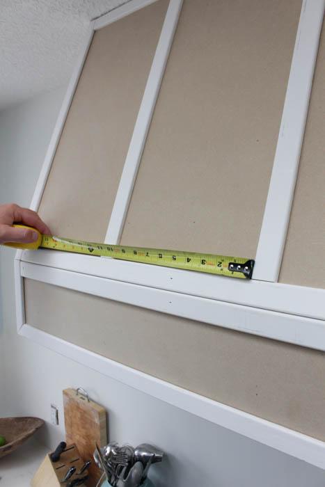 How To Build A Diy Range Hood Fan For A Broan Insert Wooden Range Hood Range Hood Fan Range Hood