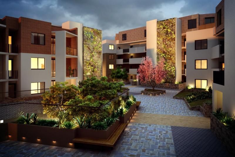 Multifamily Urban Courtyards Google Search Courtyard Apartments Urban Courtyards Apartment Building