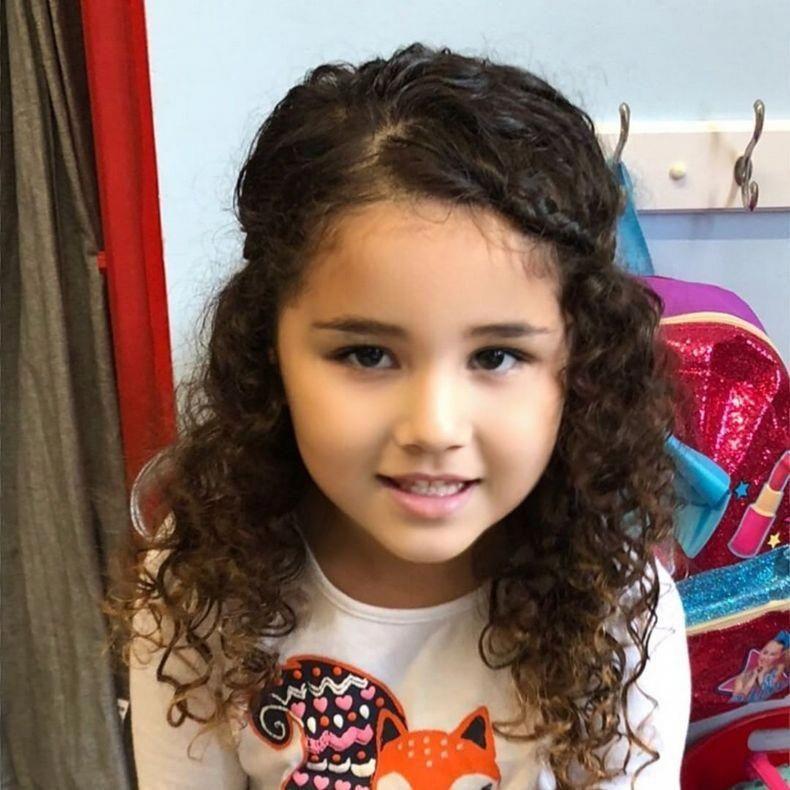 47+ Little girl hairstyles short hair ideas in 2021