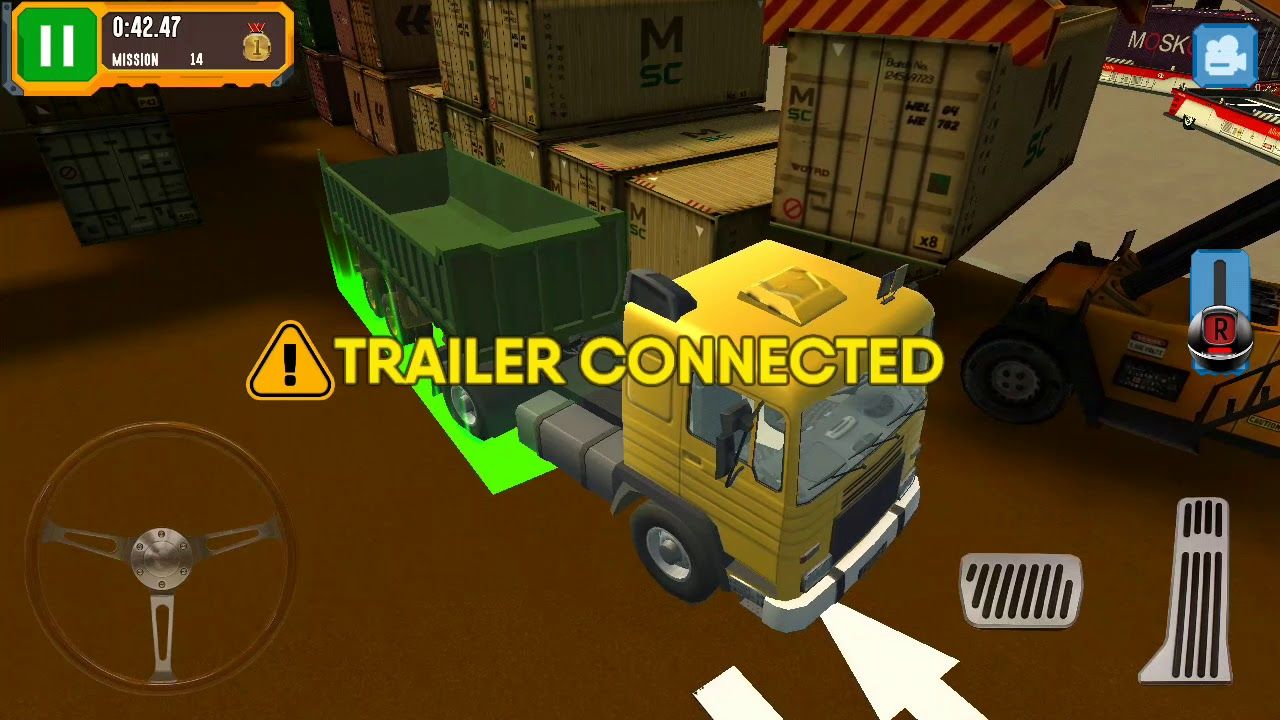 Truck Trials Harbour Zone 2 Best Android Gameplay HD