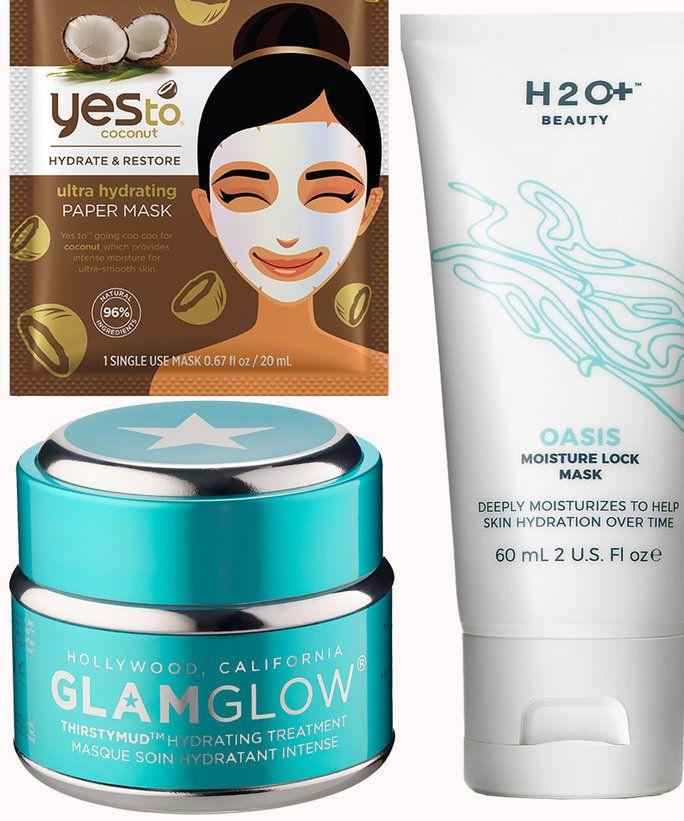 The Best Moisturizing Masks For Dry Skin Dry Skin Care Routine Dry Skin Body Dry Skin Routine