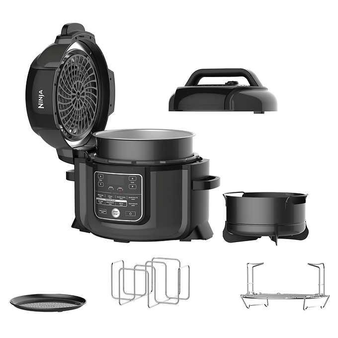Ninja Foodi 6 5 Quart Pressure Cooker With Tendercrisp And