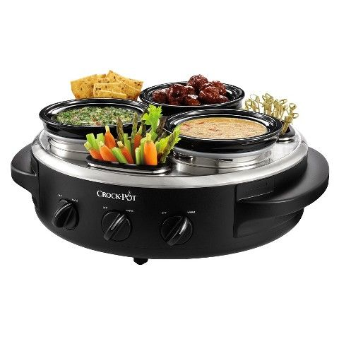 Crockpot Triple Dipper Bed Bath Beyond