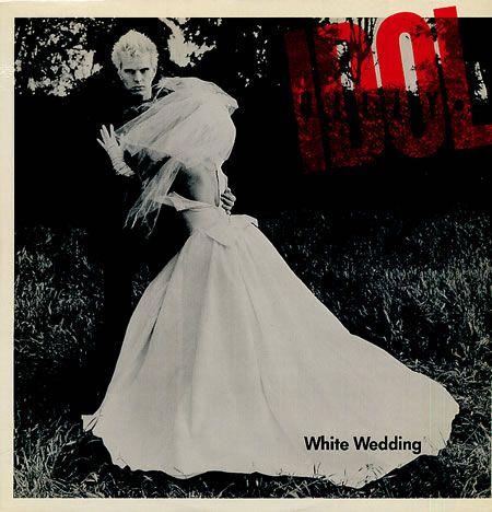 White Wedding Billy Idol.Billy Idol White Wedding Just A Lil Listen Billy Idol