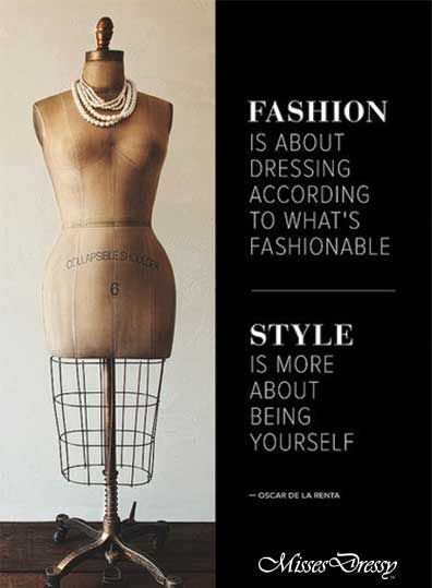 The Difference Between Fashion Style Quotes Love Amazing Famous Fashion Quotes Fashion Quotes Famous Fashion