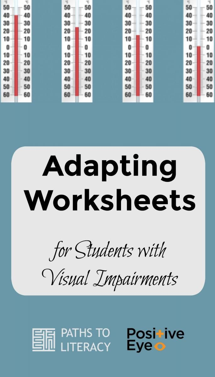 Adapting Temperature Worksheet | Worksheets, Students and Special ...