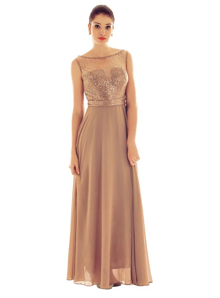 Brilho e transparência #dolps #vestido