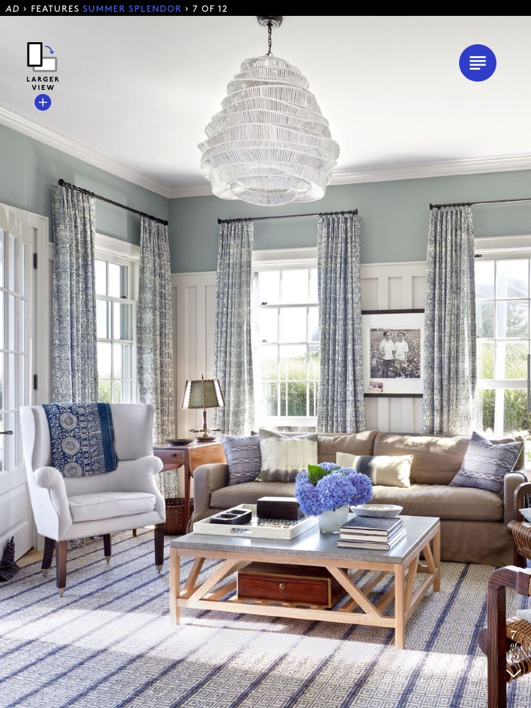 Victoria Hagan Nantucket Home Architectural Digest