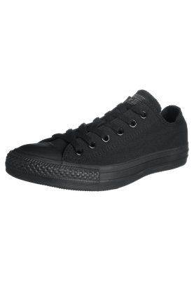 CHUCK TAYLOR ALL STAR OX - Sneakersy niskie - black ...