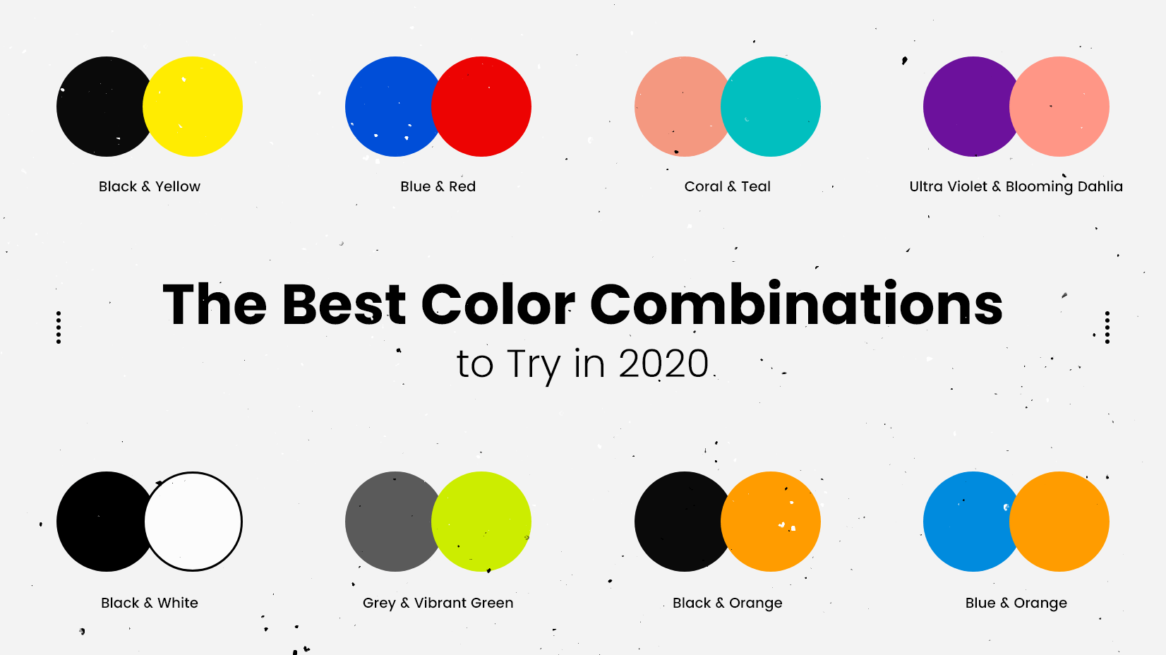 The Best Color Combinations To Try In 2020 Graphicmama Blog Good Color Combinations Logo Color Combinations Color Combination For Website
