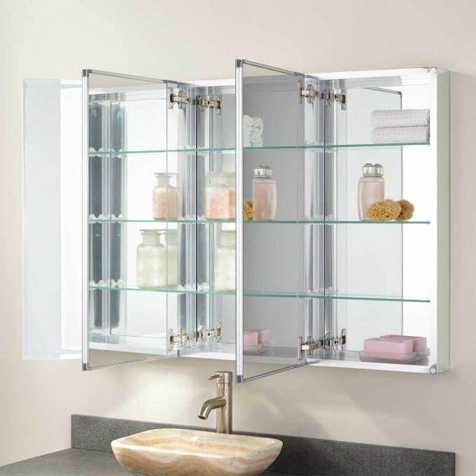 "48 Medicine Cabinet Classy 48"" Furview Surface Mount Medicine Cabinet  Medicine Cabinets And Inspiration Design"