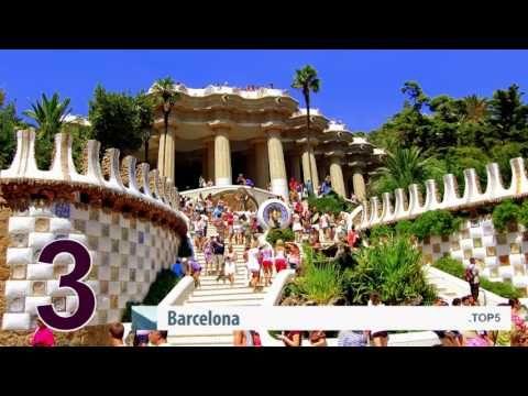 Ciudades más bonitas de España .Top5 - YouTube