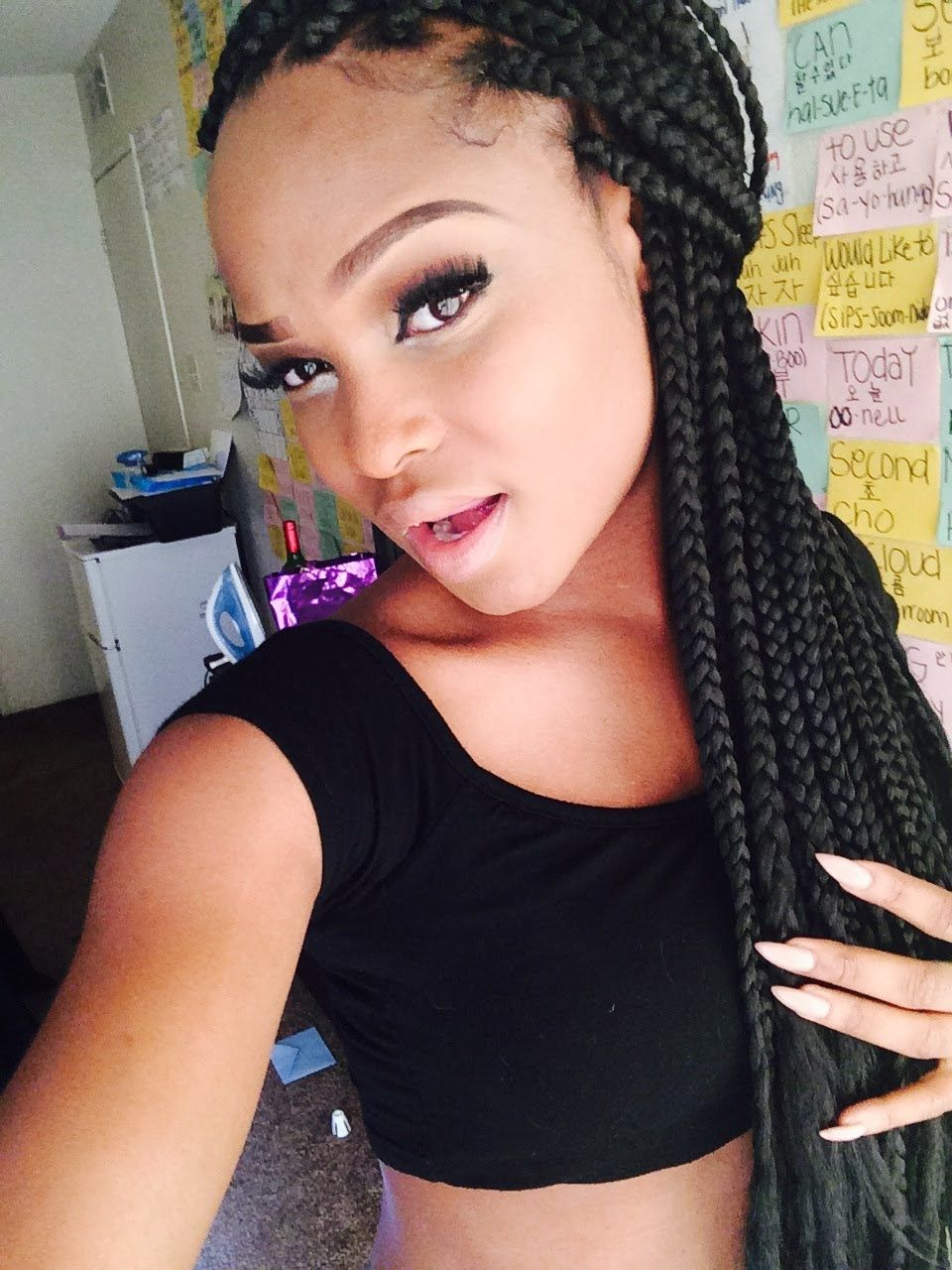hair extension reviews - remi | poetic justice, box braids and box