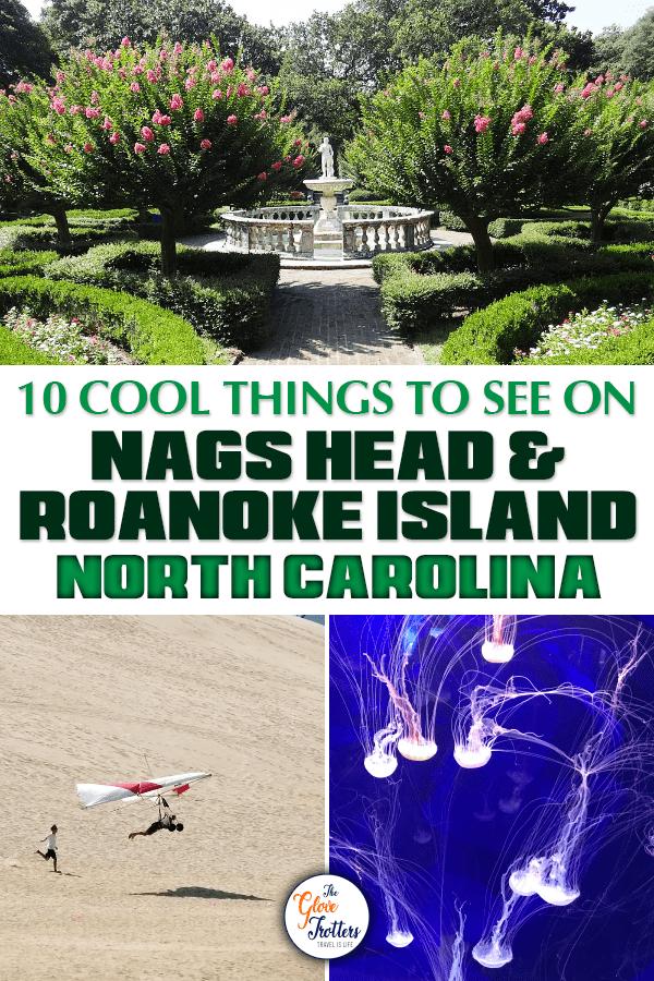10 Things On Nags Head Roanoke Island Nc The Glovetrotters Roanoke Island Family Adventure Travel North Carolina Beaches